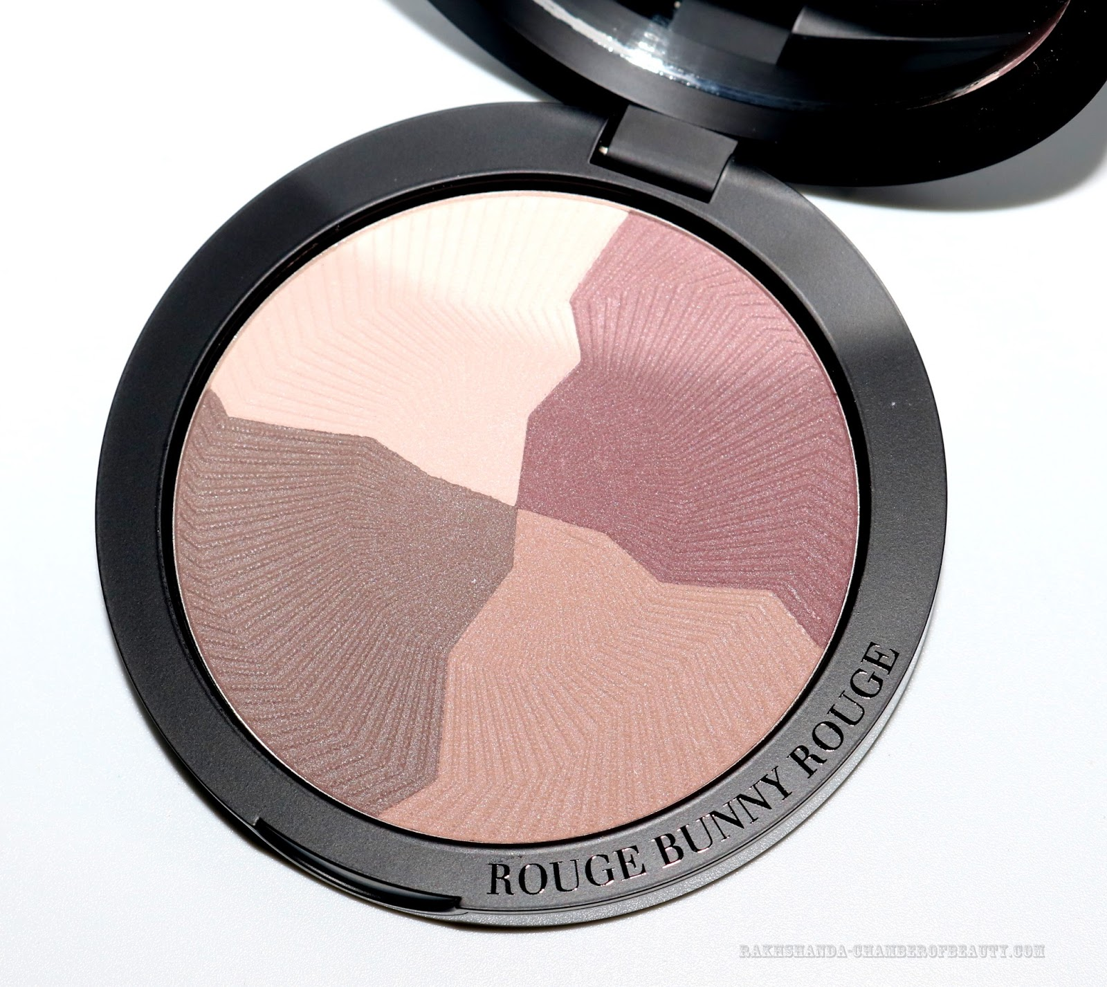 rakhshanda-chamberofbeauty.com/Rouge Bunny Rouge Eye Shadow Palette Raw Garden in Caliche Review and Swatches