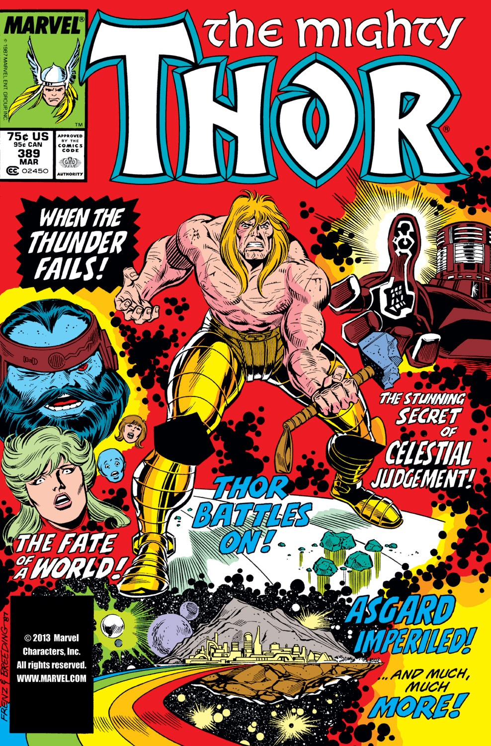 Thor (1966) 389 Page 1
