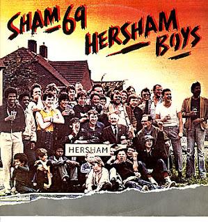 Sham 69, Jimmy Pursey, Hersham Boys