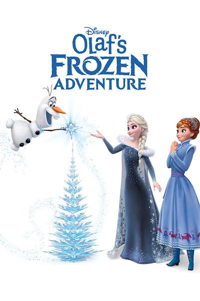 Olaf's Frozen Adventure (2017) Short Movie Dual Audio [Hindi-English] 720p BluRay ESubs Download