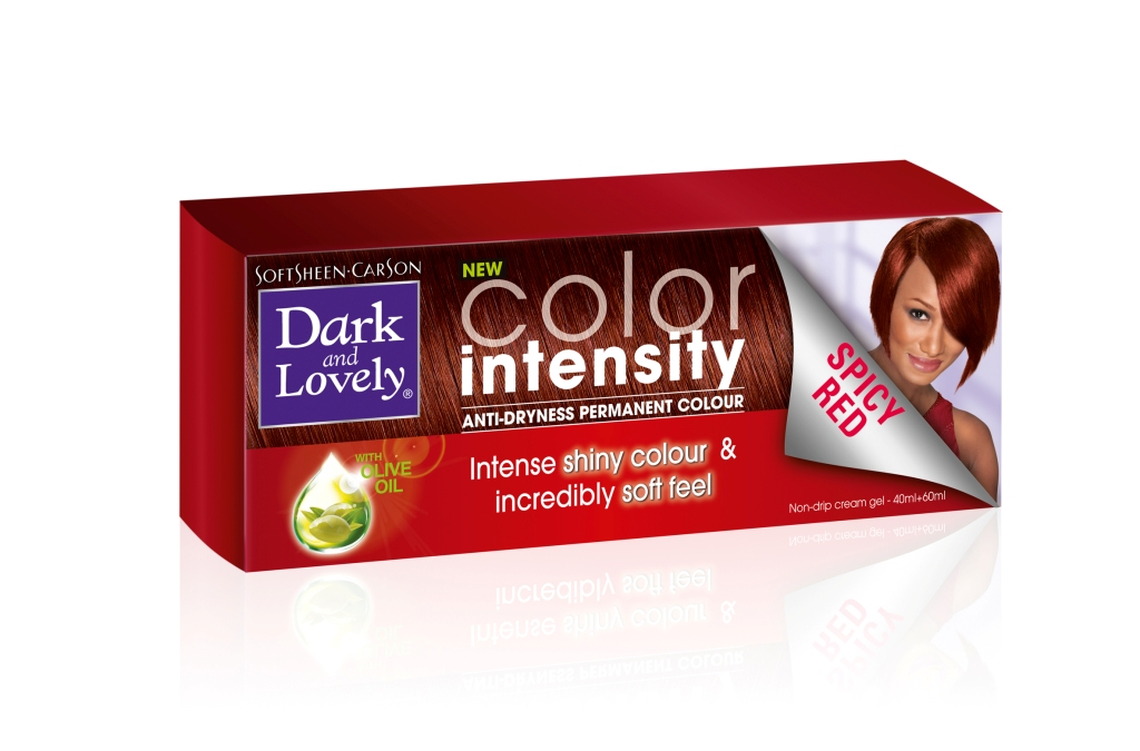 Livingatopahillofjoy Dark Lovely Launches New Colour Intensity