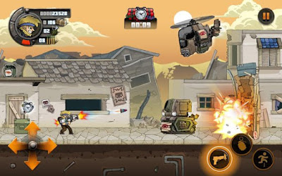 Download Metal Soldiers 2 Mod APK v1.0.3 for Android Terbaru 2017 Gratis