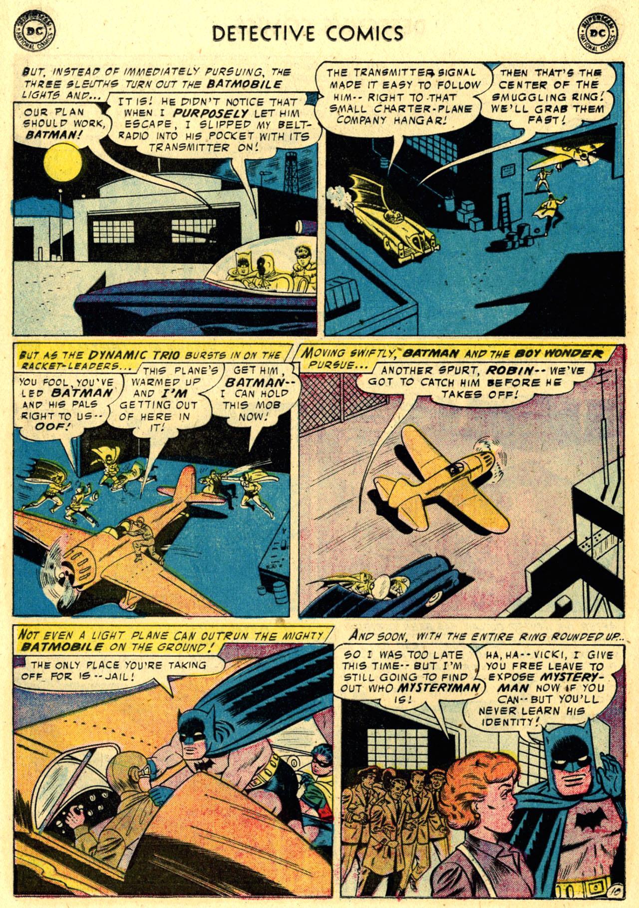 Read online Detective Comics (1937) comic -  Issue #245 - 12
