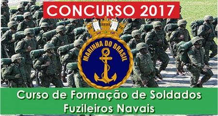 Apostila Concurso Marinha 2017 - Soldado Fuzileiro Naval