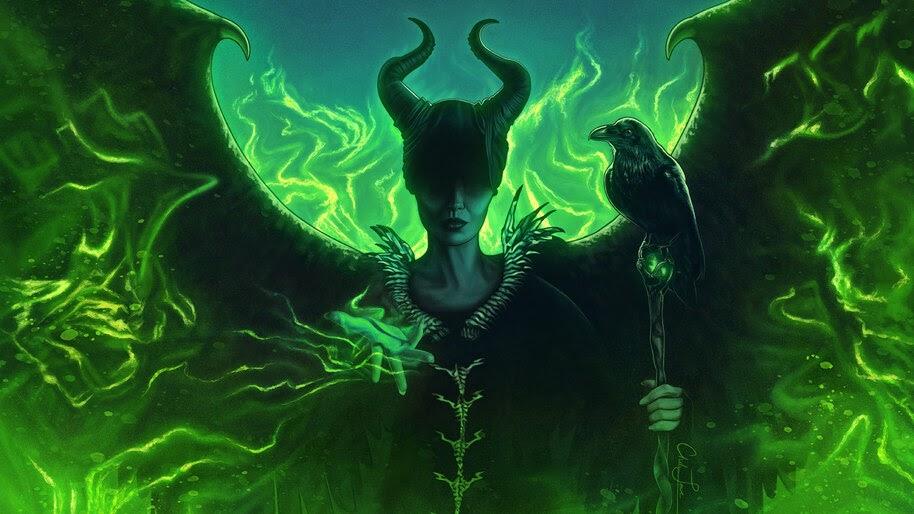 Maleficent 2 Movie 2019 4k Wallpaper 3 1283