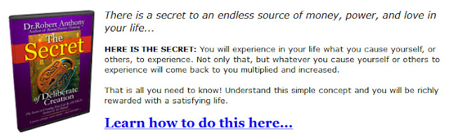 Download the Secret of Deliberate Creation