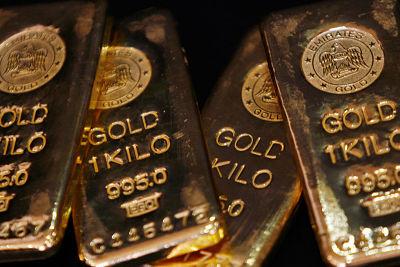 Precio del oro sube hoy