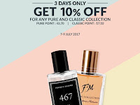 """Get 10% Discount"" All Pure & All Classic Collection, 7-9 Juli 2017"