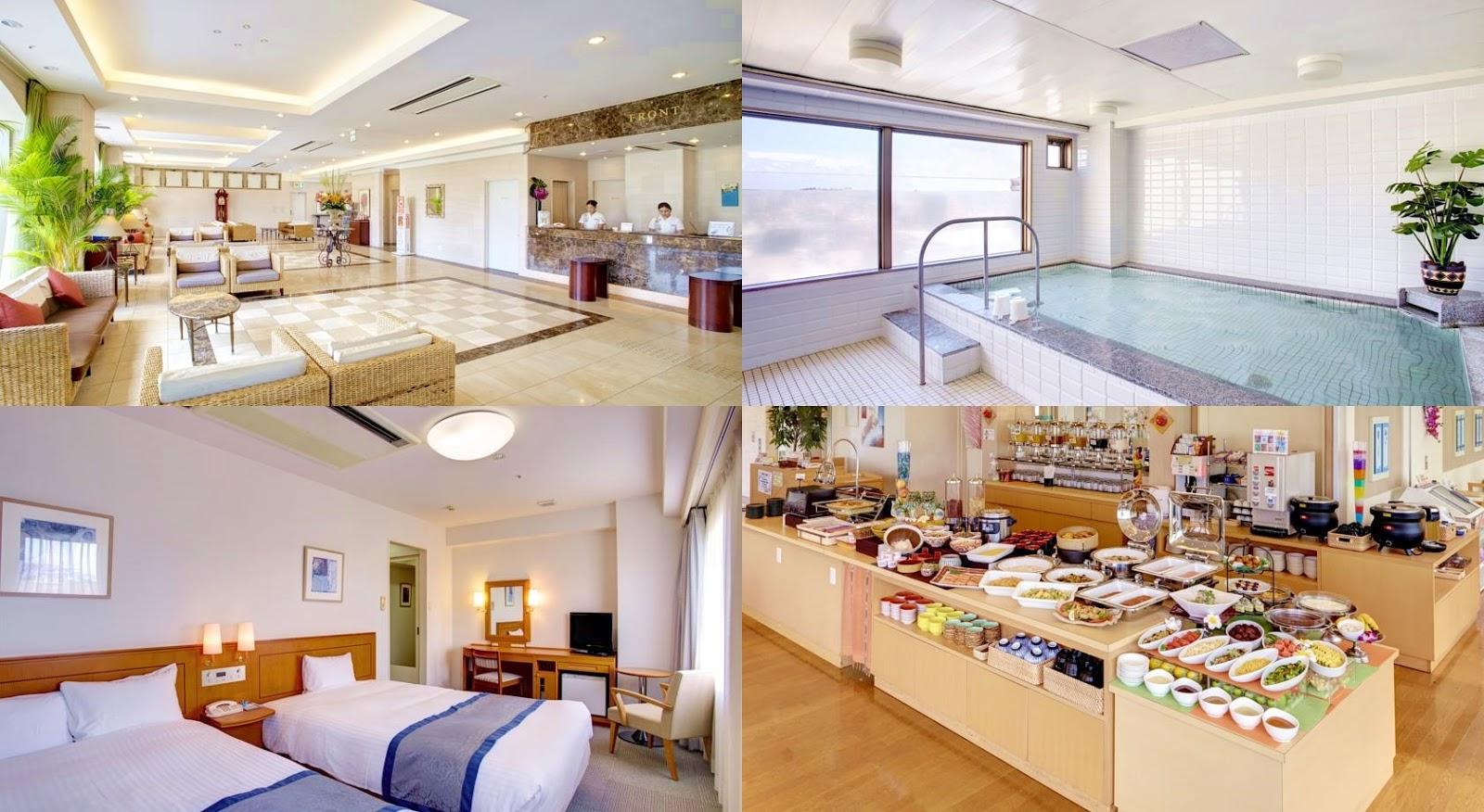 沖繩-住宿-推薦-飯店-旅館-民宿-公寓-那霸-新都心-法華俱樂部酒店-Hotel-Hokke-Club-Naha-Shintoshin-Okinawa-hotel-recommendation