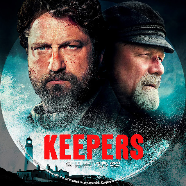 Keepers Label Cover