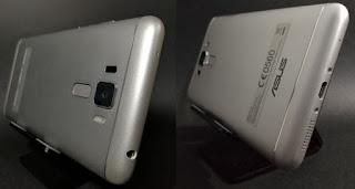Asus Zenfone 3 Laser Ports