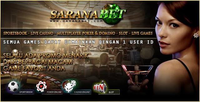 SaranaBet Situs Agen Bola Terpercaya 2018
