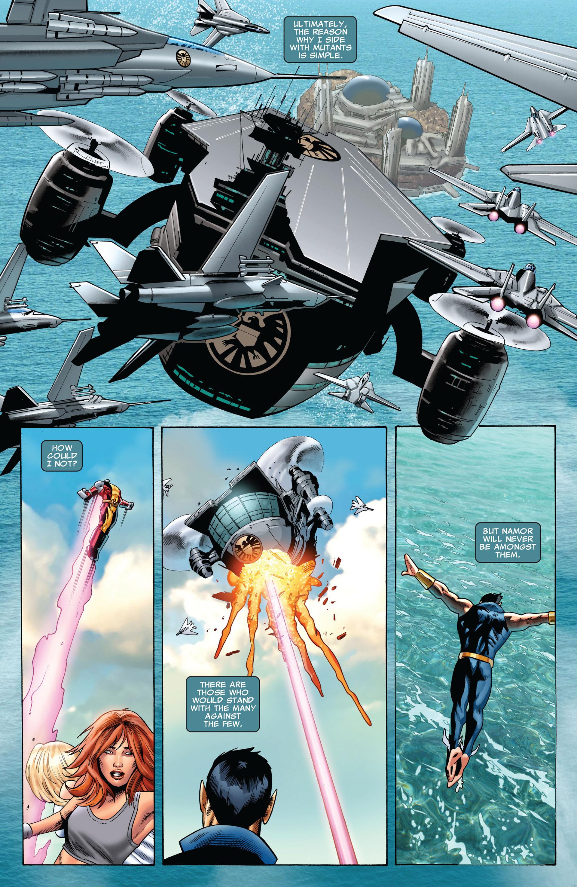 Read online Uncanny X-Men (2012) comic -  Issue #11 - 10