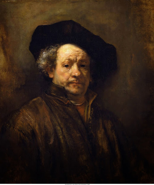 Famous Paintings by Rembrandt