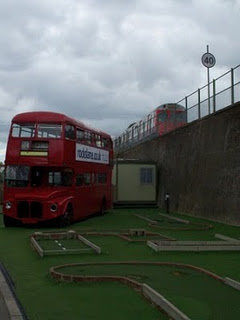 Minigolf and Crazy Golf courses in and around London - Chiswick