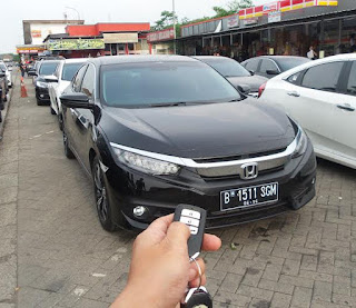 mesin all new civic turbo