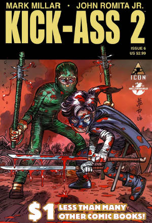 Kick-Ass 2 #6 Download PDF