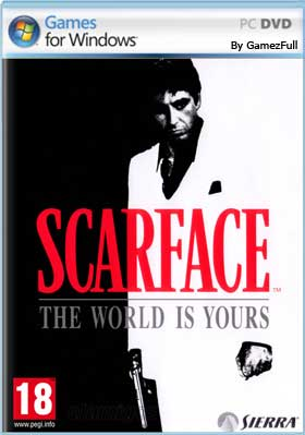 Scarface The World is Yours [Full] Español [MEGA]
