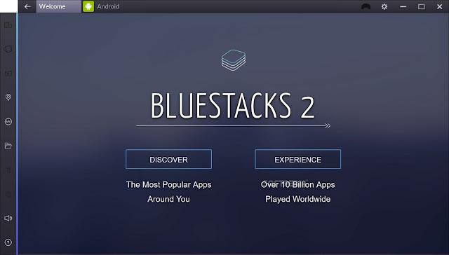 تحميل برنامج بلو ستاك مجانا عربي BlueStacks App Player 2