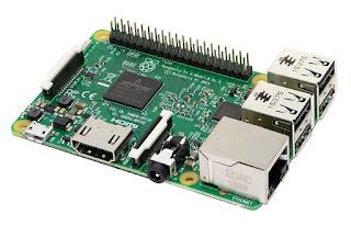 Raspberry Pi Motherboard