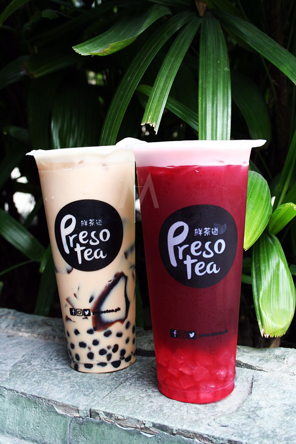 Presotea PPJ Milk Tea