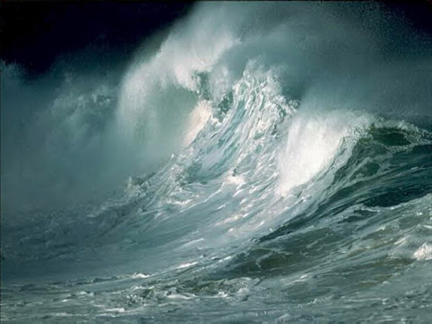 Wallpapers Storm Waves