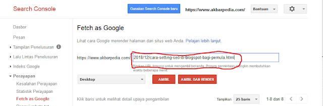 TERBARU!!! Cara Agar Postingan/Artikel Cepat Terindeks oleh Google