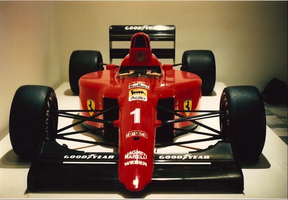 Εκπληκτικός ήχος από κινητήρα V12 Ferrari 641 μοντ. 1990...ΒΙΝΤΕΟ!!!