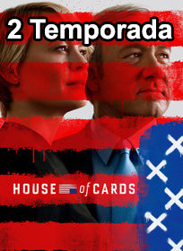 Assistir House Of Cards 2 Temporada Online Dublado e Legendado