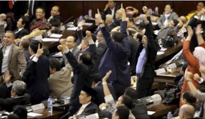 DPR Bersikap Keras, Anggota DPR sepakat Ahok Masuk Penjara