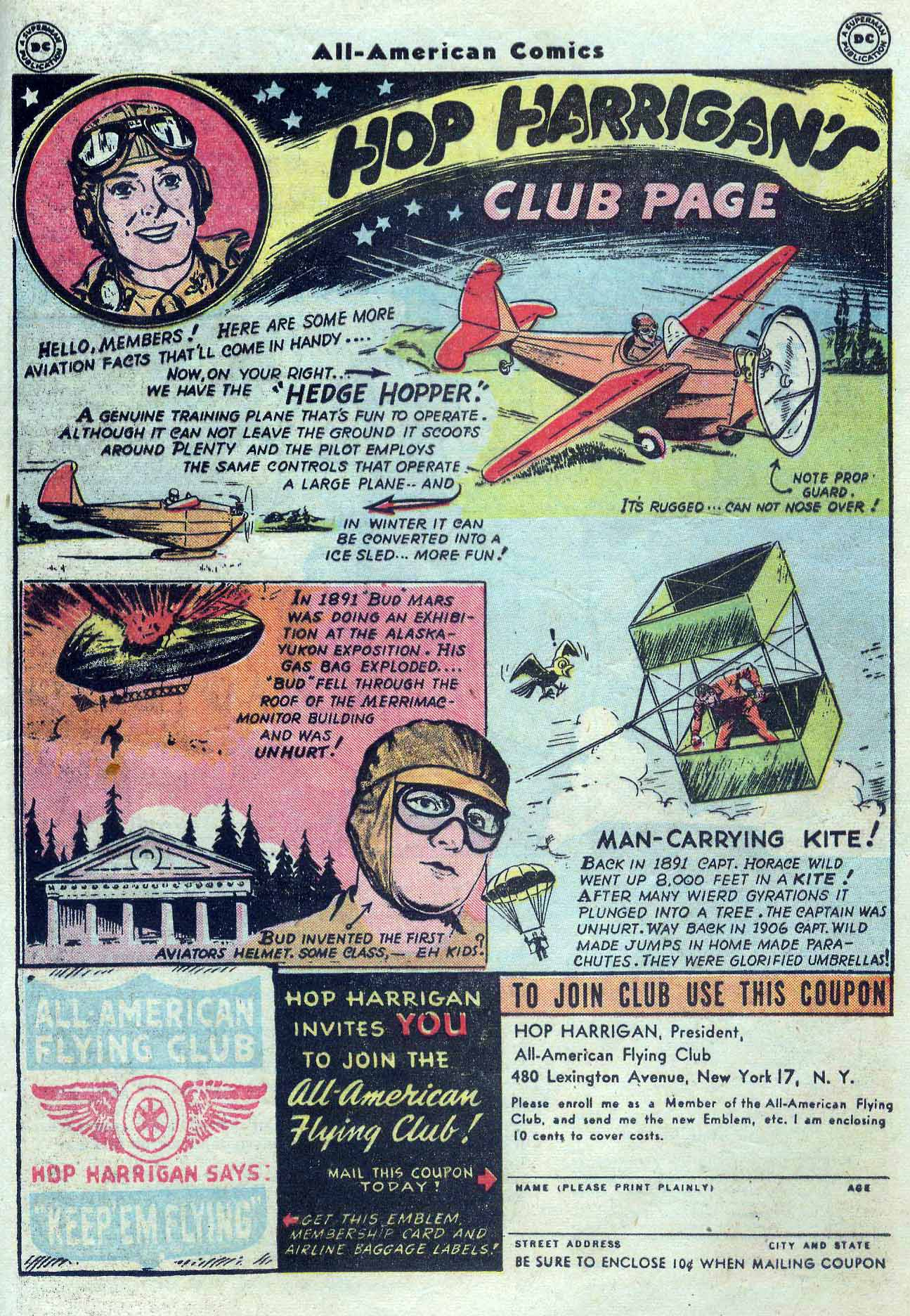 Read online All-American Comics (1939) comic -  Issue #76 - 49