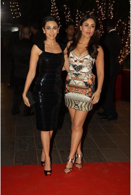 Cine Cam Stills Kareena Kapoor Hot Thighs In Karan Johar