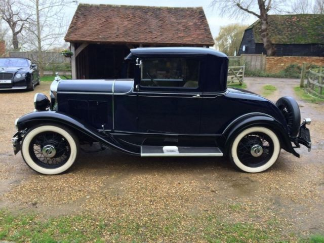 CLASSICS FOR SALE: 1931 PLYMOUTH 30U BUSINESS COUPE - Lake