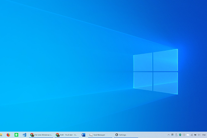 Mencoba Light Mode Windows 10 1903!