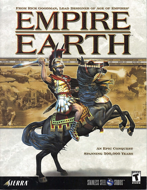 Descargar Empire Earth 1 [PC] [Full] [1-Link] [Español] Gratis [MEGA-DepositFiles-1Fichier]