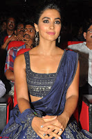 Pooja Hegde choli saree at DJ Duvvada Jaggannadham music launch ~  Exclusive 79.jpg