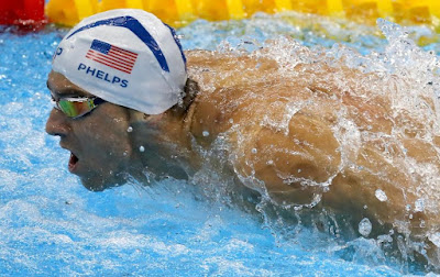 Swimming Legend Michael Phelps Wins Fourth Gold at Rio 2016 Olympic Games
