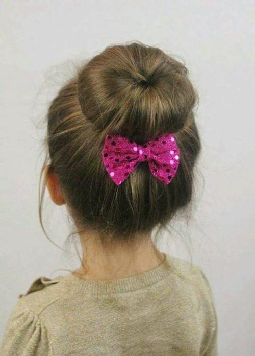 Cute%2BEasy%2BHairstyles%2BFor%2BLittle%2BGirls%2B%252822%2529 30 Cute Easy Hairstyles For Little Girls Interior