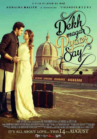 Dekh Magar Pyaar Say 2015 WEB-DL 350MB Urdu Pakistani 480p