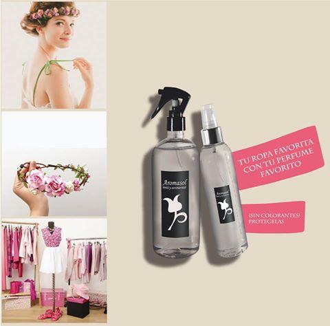 Perfumes textiles Aromasol