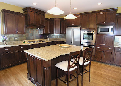 Kitchen Solid Wood Flooring