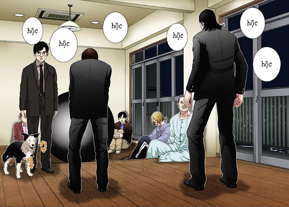 Gantz Chap 02: Căn phòng bí ẩn trang 2