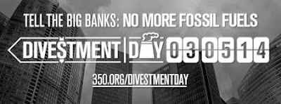 Divestment day 3 May 2014