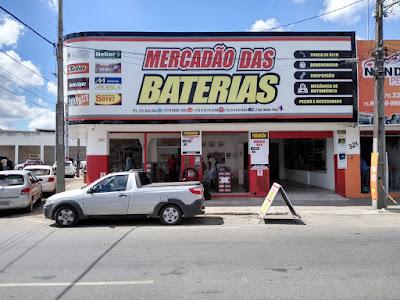 SAJ: Mercadão as Baterias, agora com peças e Revisão de Motos e Veículos; CONFIRA as promoções