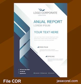 Download Cover Laporan Kerja CDR - Bisa di Edit