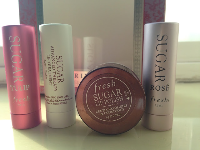 Fresh Sugar lip treatment review sugar rose