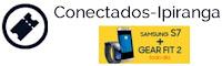 Promoção Conectados Ipiranga: 1 Samsung S7 por dia!