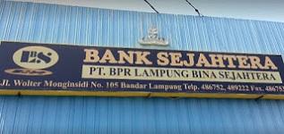 Lowongan Kerja Lampung di PT. Bank Perkreditan Rakyat (BPR) Bina Sejahtera