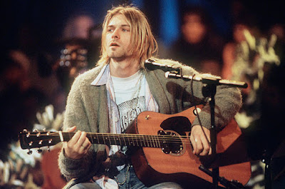 Biografi dan Kematian Kurt Cobain Vokalis Nirvana
