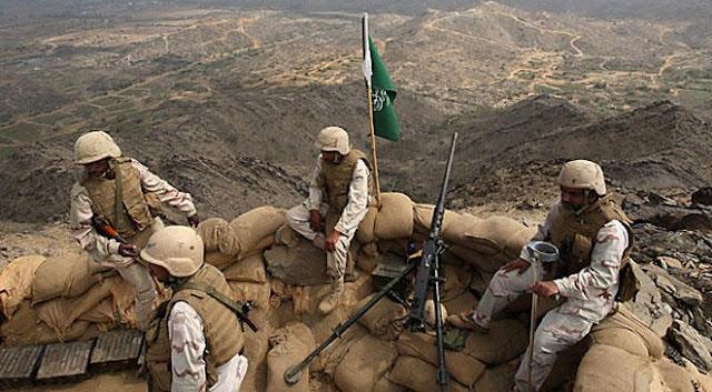 جنود-سعوديون